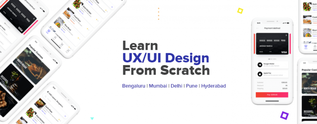 Demo Class On UXUI Design - Mumbai
