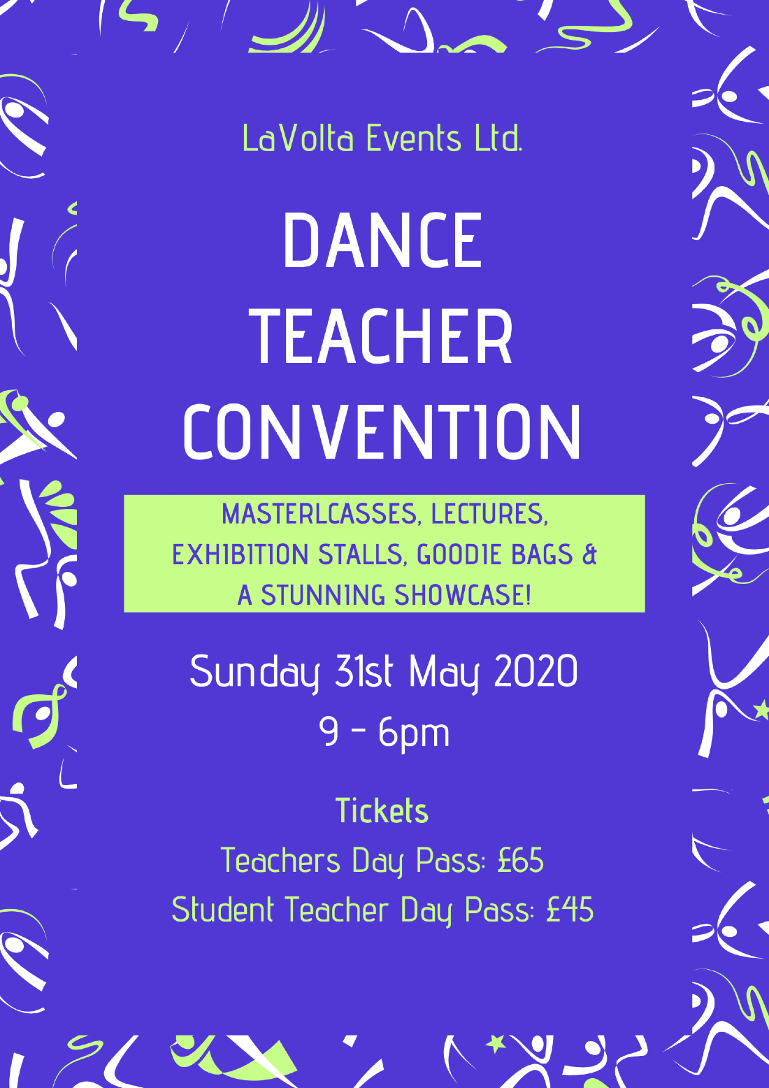 Dance Teacher Convention