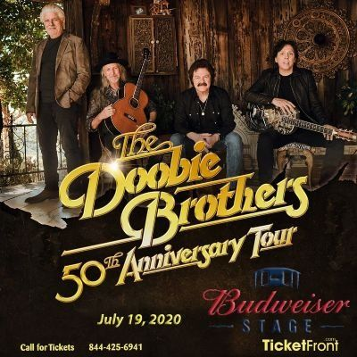 The Doobie Brothers & Michael McDonald at Budweiser Stage - Toronto Toronto ON