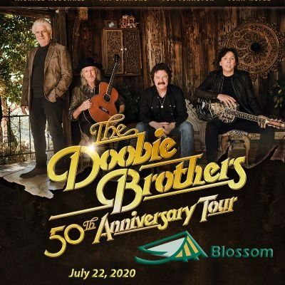 The Doobie Brothers & Michael McDonald at Blossom Music Center Cuyahoga Falls OH
