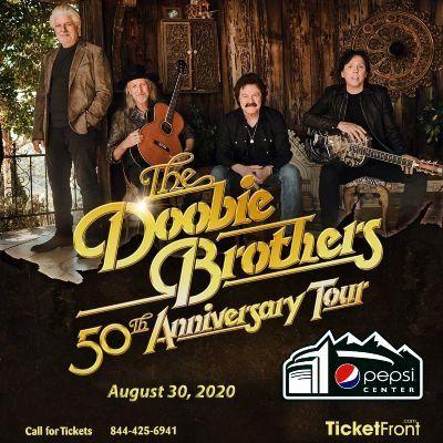 The Doobie Brothers & Michael McDonald at Pepsi Center - Denver Denver CO