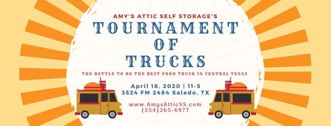 Food Truck Festival 2020.Tournament Of Trucks Food Truck Festival At 3524 Fm2484 Salado