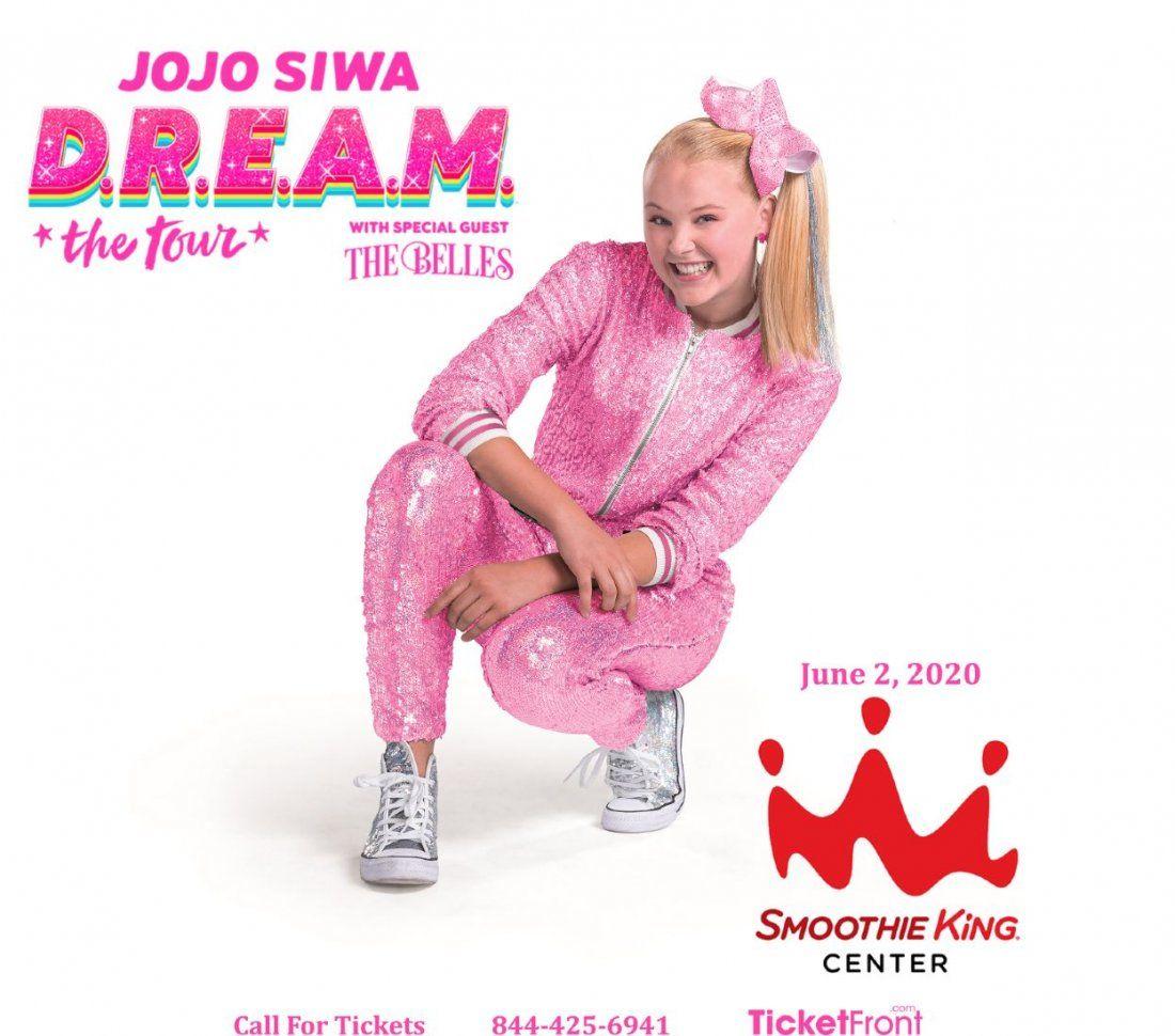 Jojo siwa concert 2020