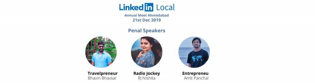 Linkedin Local Ahmedabad - Annual Meet