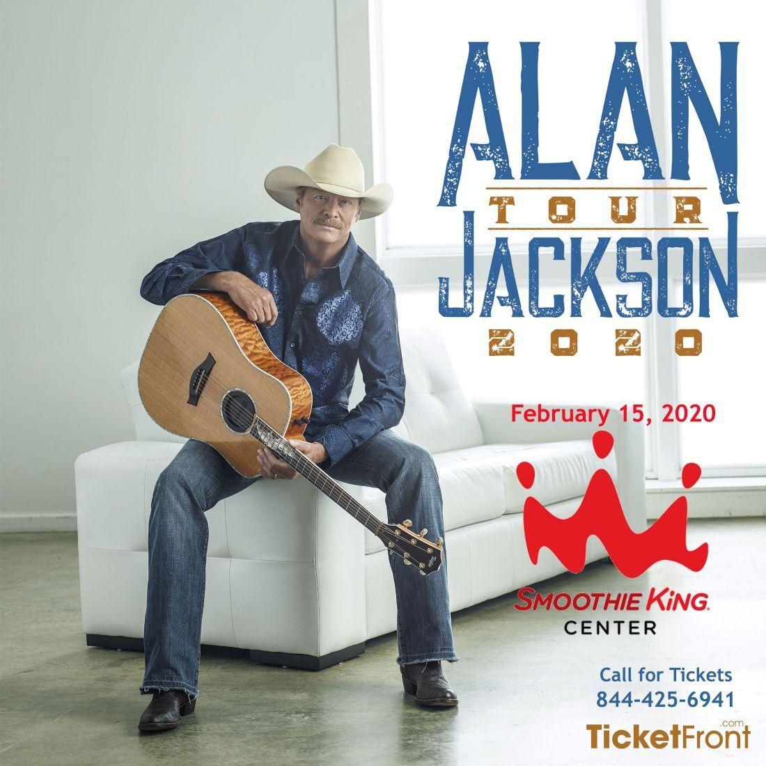 alan jackson tour dates 2020