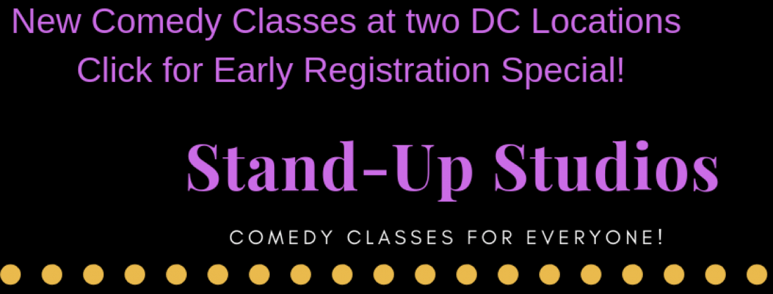 Stand-Up Studios Comedy Class All Levels
