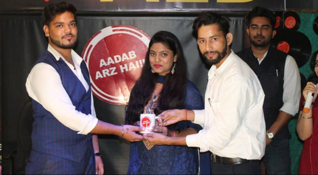 Aadab Arz Hai Open Mic 4.0 Prayagraj Chapter