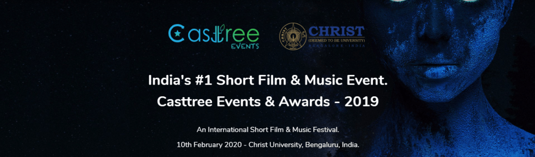 Indias 1 Short Film & Music Event. Casttree Events & Awards - 2019