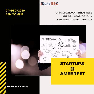 Startups  Ameerpet