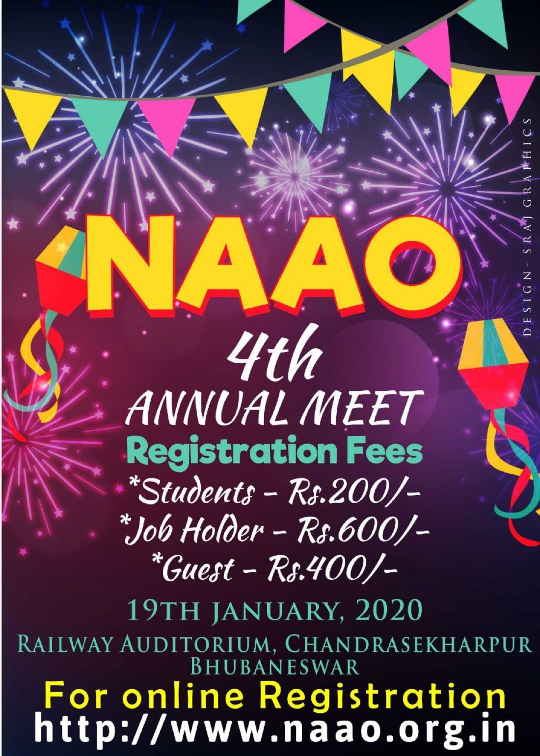 4th NAAO Annual Meet