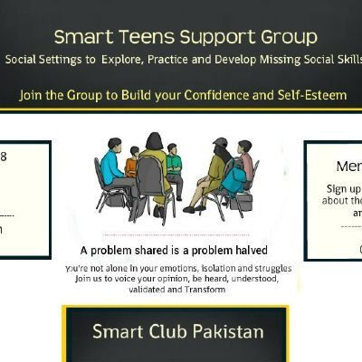 Teenagers Social Confidence Meetup Group Islamabad