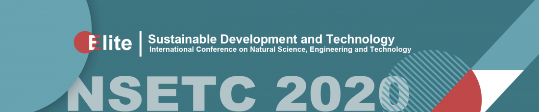 2020 International Conference on Natural Science Engineering and Technology
