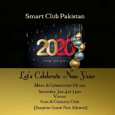 New Year Get-together Islamabad
