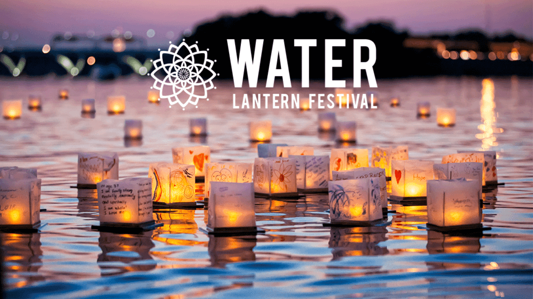 Water Lantern Festival Las Vegas