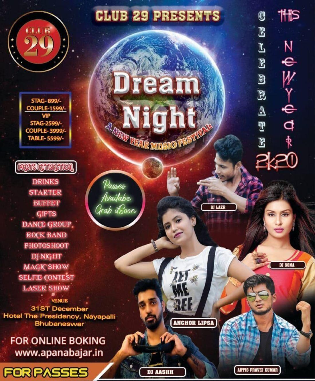 Dream Night Zero Night Celebration - Hotel the Presidency