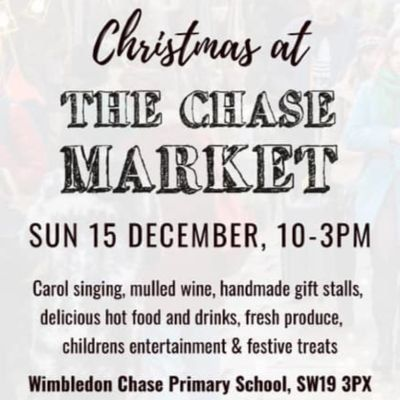 Christmas Storytime with Anna-Christina at The Chase Market