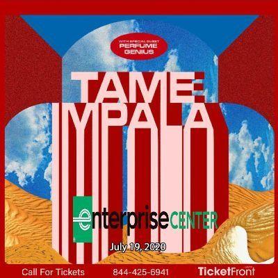 Tame Impala at Enterprise Center St. Louis MO