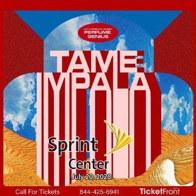 Tame Impala at Sprint Center Kansas City MO