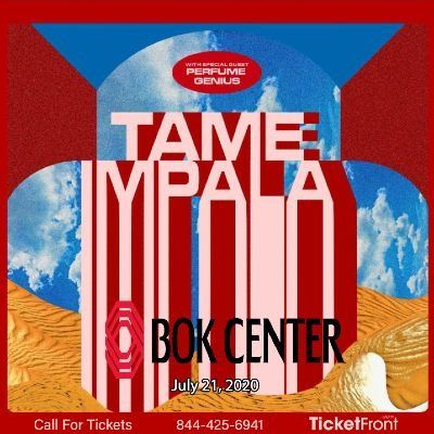 Tame Impala at BOK Center Tulsa OK