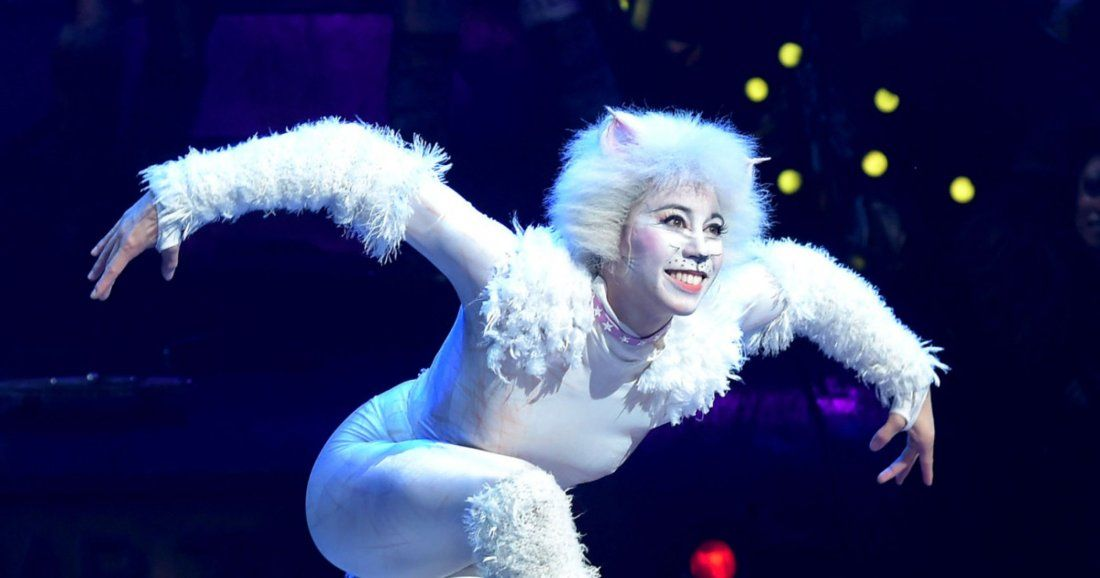 Cats at Mead Theatre At Schuster Performing Arts Center Dayton OH