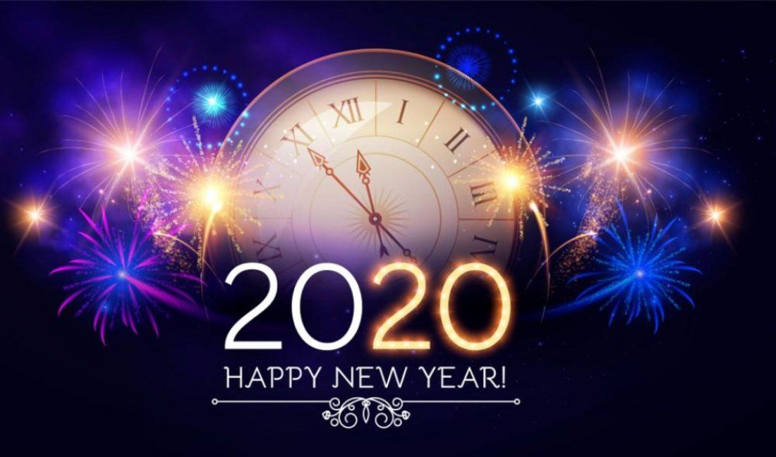 Image result for Rotary Happy New Year 2020
