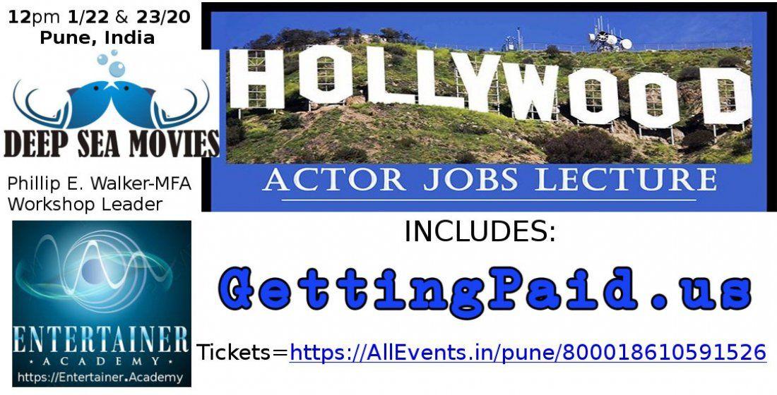 Hollywood Actor Jobs - DeepSeaMovies