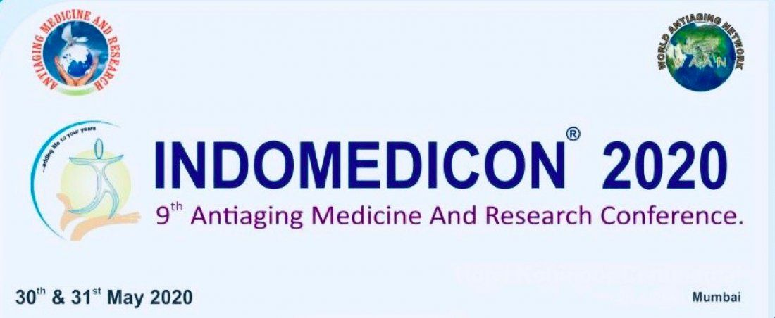 9th INDOMEDICON  Antiaging Aesthetics and Wellness Medicine Conference Mumbai India
