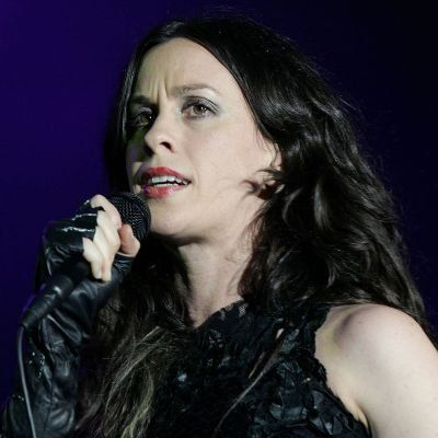 Alanis Morissette at Ruoff Home Mortgage Music Center Noblesville IN