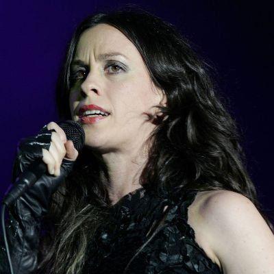 Alanis Morissette at Bridgestone Arena Nashville TN