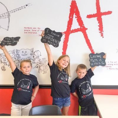 Nashua Math Night for Kids who wants to EXCEL
