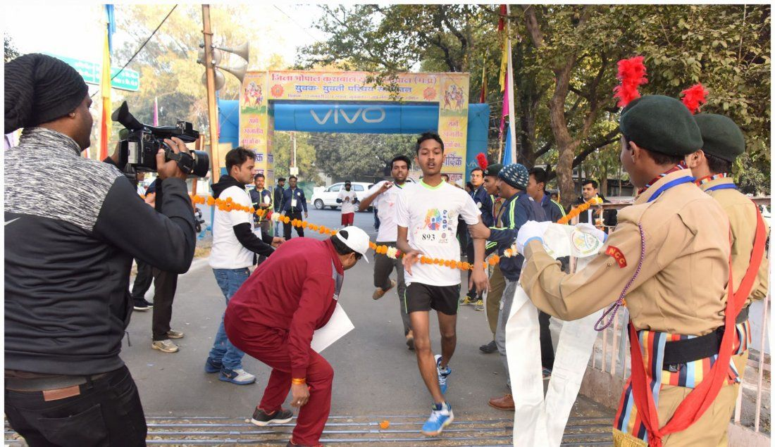 All India Navodayans Marathon Race and Alumni Meet