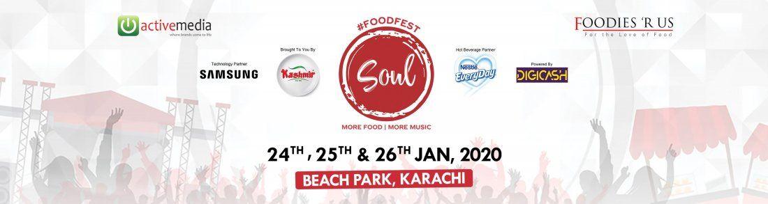 Soul Festival 2020 - Karachi