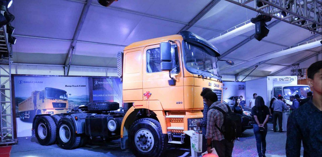 Dhaka Commercial Automotive Show