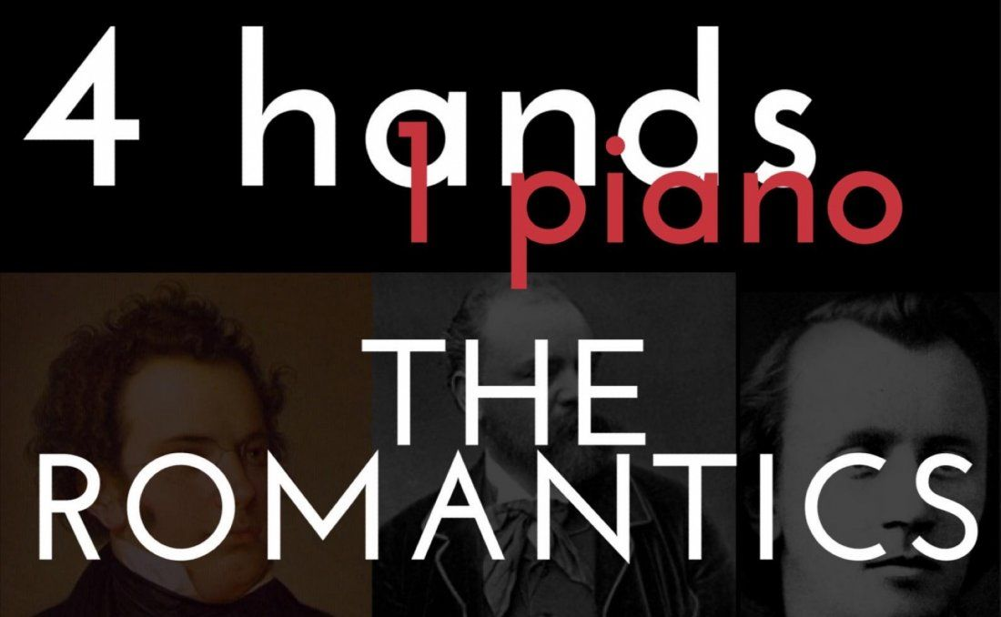 4 Hands 1 Piano  The Romantics