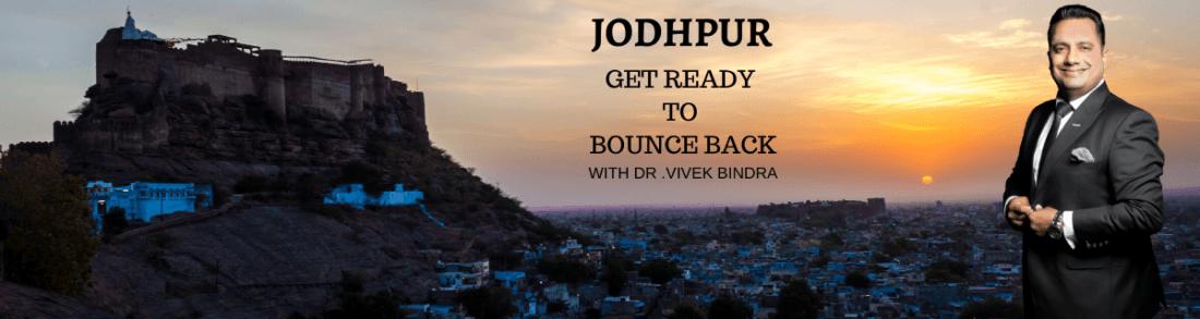 Bounce Back Jodhpur 2.0 By Dr. Vivek Bindra