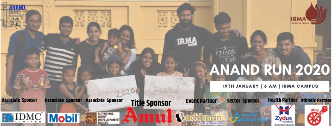Anand Run 2020 - IRMA