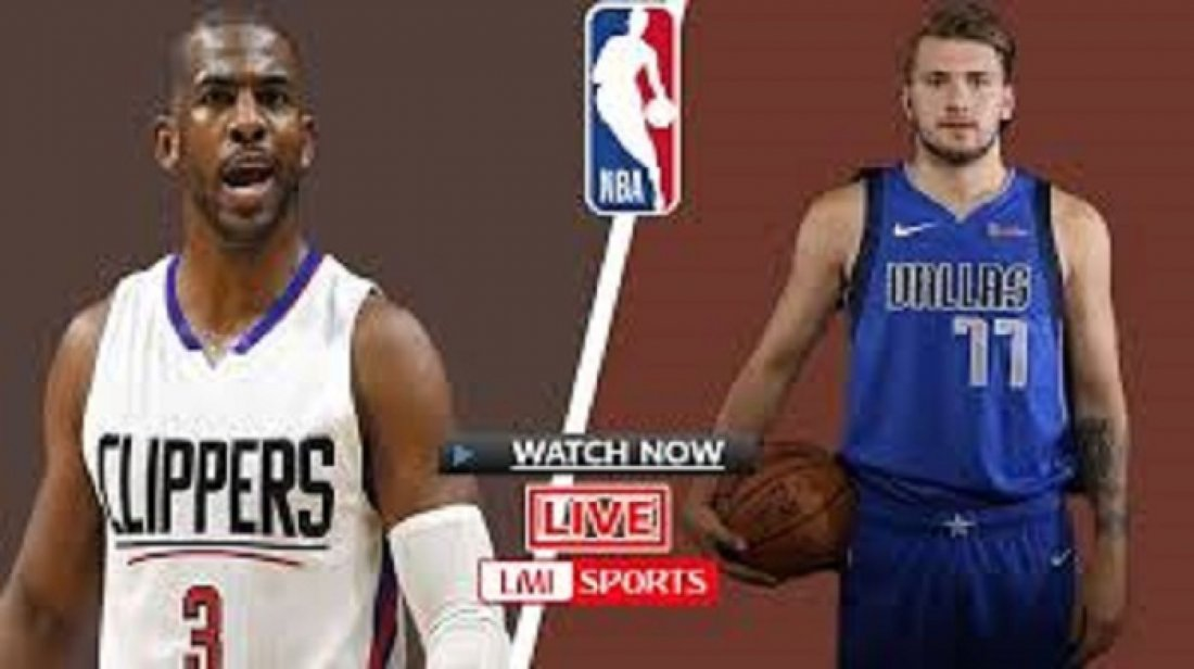 Nba Clippers Vs Mavericks Live Stream Reddit