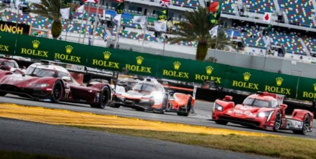 24 Hours of Daytona 2021 [liveStream]
