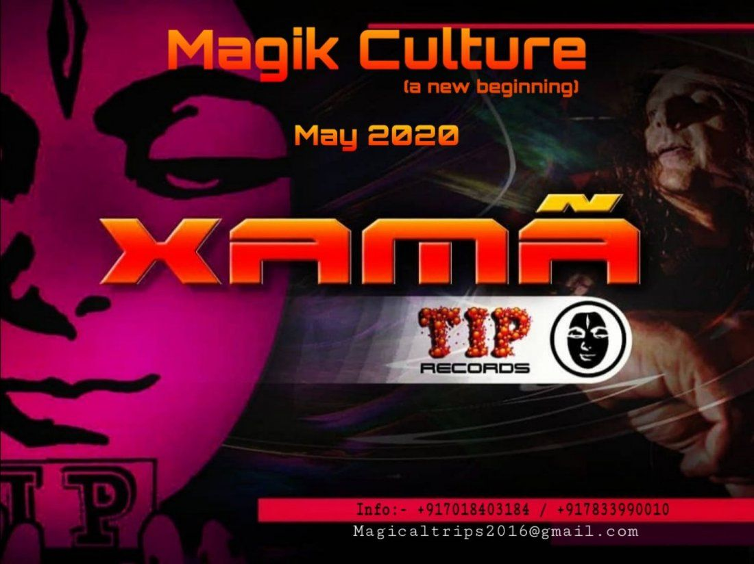 Magik Culture - Trance Addiction