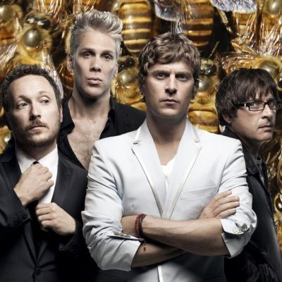 Matchbox Twenty & The Wallflowers at Outdoor Amphitheater Nampa ID