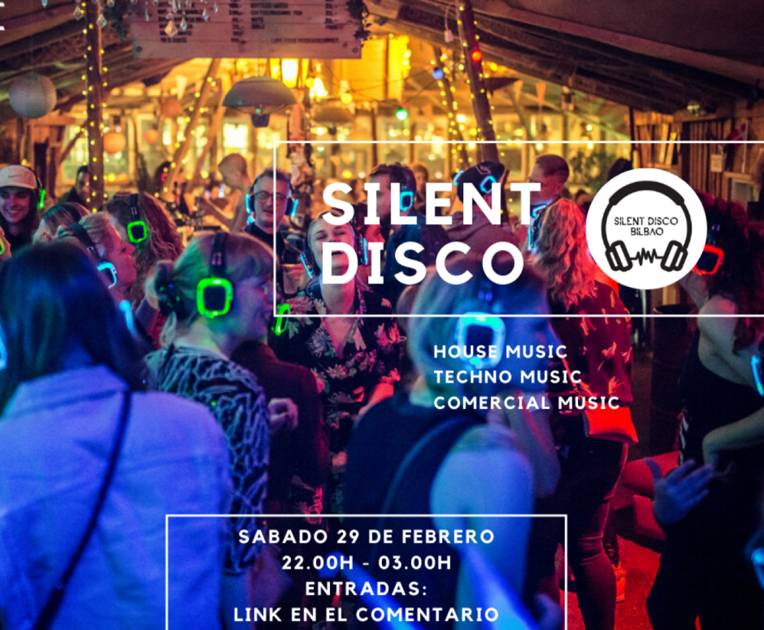 Silent Disco Bilbao