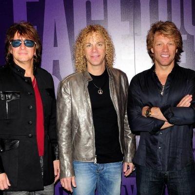 Bon Jovi & Bryan Adams at TD Garden Boston MA