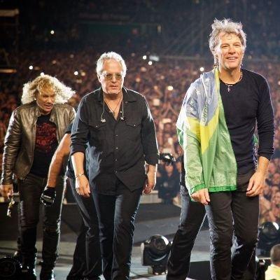 Bon Jovi & Bryan Adams at Little Caesars Arena Detroit MI