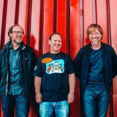 Phish at Ruoff Home Mortgage Music Center Noblesville IN
