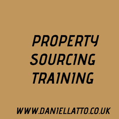Property Sourcing Training