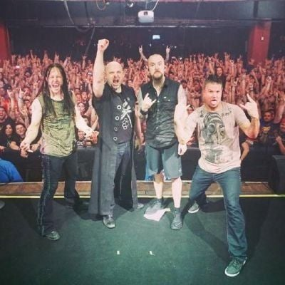 Disturbed Staind & Bad Wolves at Walmart AMP Rogers AR