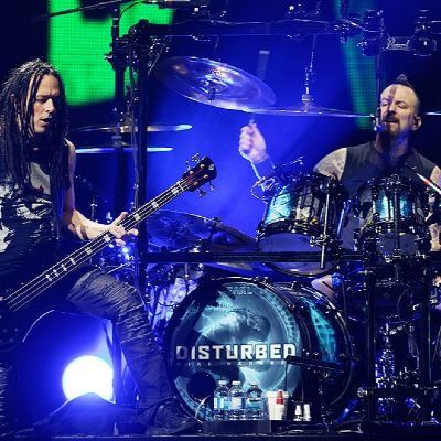 Disturbed Staind & Bad Wolves at The Cynthia Woods Mitchell Pavilion Spring TX