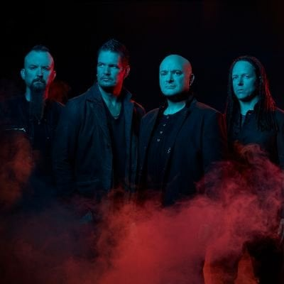 Disturbed Staind & Bad Wolves at Toyota Amphitheatre Wheatland CA