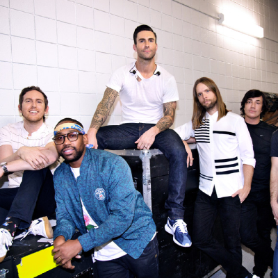 Maroon 5 & Meghan Trainor at USANA Amphitheatre Salt Lake City UT