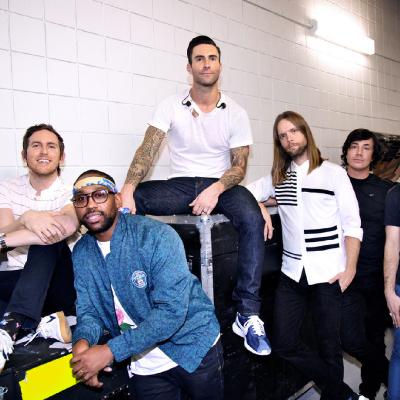 Maroon 5 & Meghan Trainor at BB&ampT Pavilion Camden NJ